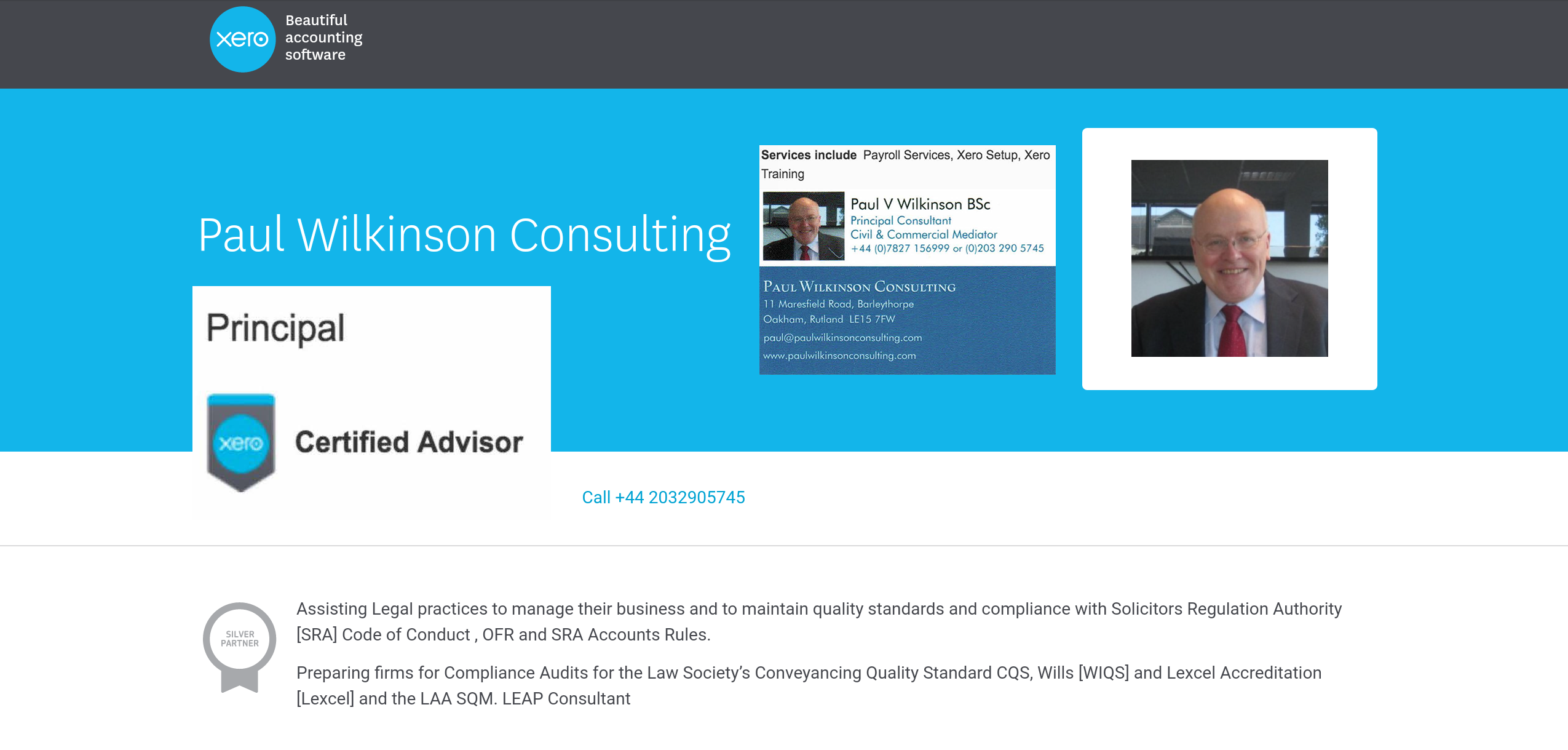Compliance quality standards for law compliance and quality paul is also a xero certified advisor and xero silver partner with xero online accounting software which is fully integrated with leap legal software 1betcityfo Gallery